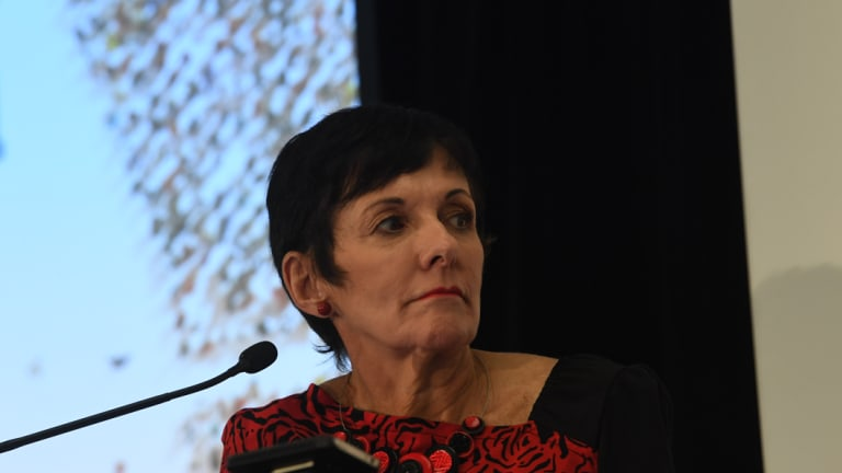 Small Business Ombudsman Kate Carnell.