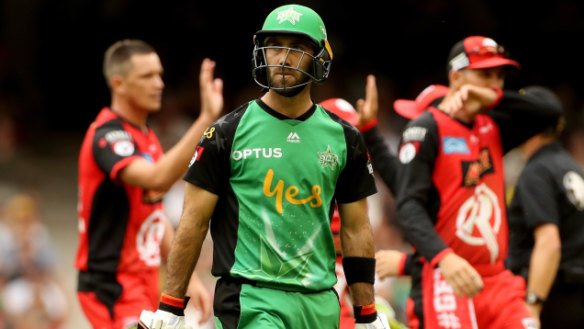 Red hot: Stunning Stars collapse delivers Renegades title