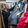 It still sparks joy, but fashion collector says it's time to cull