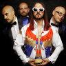 'Crazy': Hybrid band's joke homage to Nirvana in more demand