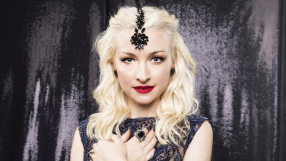 'I'll probably pass out,' says Kate Miller-Heidke of Eurovision nerves