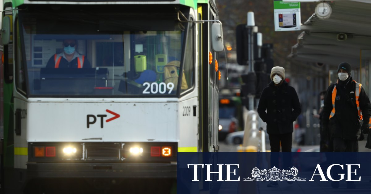 Food scraps for cleaners: Yarra Trams contractor accused of underpayments – The Age