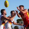 Gold Coast edge out Crows to maintain unbeaten pre-season record