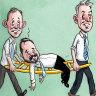 Curious Transport job not a Burden to director's exit