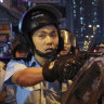Senior figures pressure Lam after another violent Hong Kong night