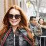 Tantrums part of the job when working with Lindsay Lohan
