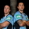 Maloney and Pearce combined to win a premiership with the Roosters in 2013, also teaming up for the Blues that year.