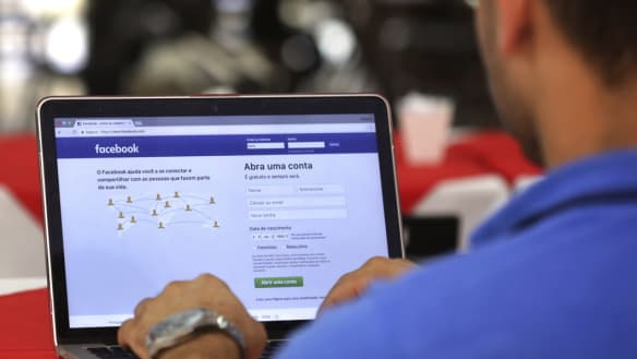 Facebook shuts fake, spamming accounts ahead of Brazilian election