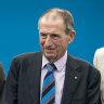 Australian tennis ace Ashley Cooper mourned