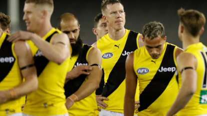 Why I'm prepared to write the Tigers off as premiership contenders