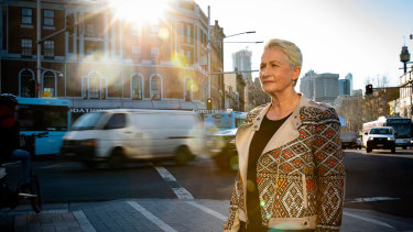 City of Sydney councillor Kerryn Phelps said improving road safety was not just about dropping speed limits.