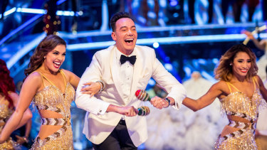 Craig Revel Horwood is a judge on Australia's Dancing With the Stars.