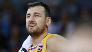 Andrew Bogut would consider a return to the NBA under the right circumstances.