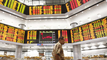Chinese markets were lower again on Wednesday.