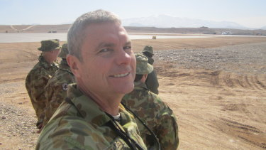 Over two deployments to Afghanistan in 2011 and 2013, McBride became convinced the war was so dictated by political imperatives in Canberra that it became impossible for Australian soldiers to do their jobs.