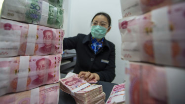 China's regulatory crackdown has put international trust in the yuan at risk. .