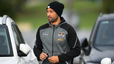Benji Marshall's week has gone from bad to worse.