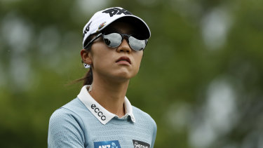 Lydia Ko during the Women's PGA Championship in June.