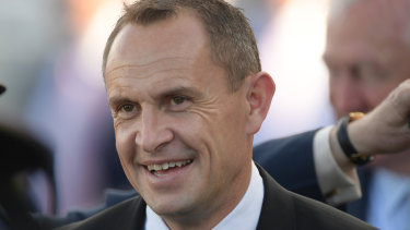 Chris Waller has Shared Ambition ready for an Australian debut at Caulfield on Saturday.