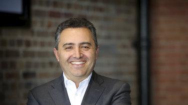 Domain chief executive Jason Pellegrino.