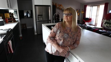 Jennifer Sargeant of Glenmore Park plans to fight Westpac's rate rise and is prepared to refinance.