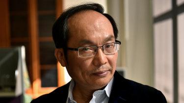 Dr Feng Chongyi
