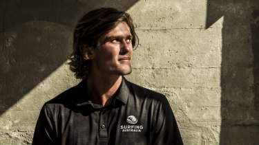 'I'm trying to enjoy the journey': Professional surfer Cooper Chapman on chasing the dream.