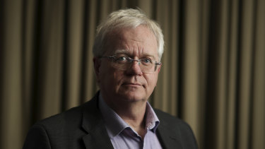 ANU Vice-Chancellor Brian Schmidt announced the job losses on Wednesday as part of an update to staff on the university's financial position.