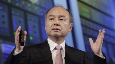Masayoshi Son invested in Oyo in 2015, two years after the company was founded.