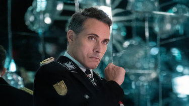 Rufus Sewell as Obergruppenführer John Smith in The Man In The High Castle.