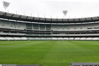 The MCG's six tenant clubs will receive a financial boost for home matches.