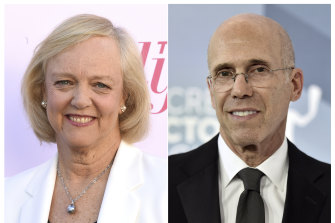 Meg Whitman and Jeffrey Katzenberg launched their project right in the middle of a pandemic.