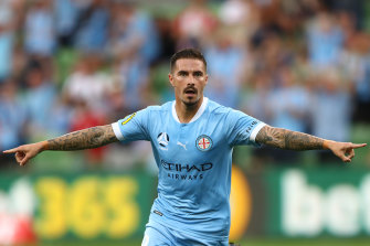 Jamie Maclaren, the league's top scorer, could miss the finals series if he is selected for the Socceroos in June.