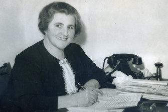 Dame Enid Lyons, circa 1951.
