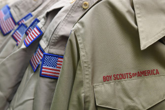 Tens of thousands of former Boy Scouts have begun legal proceedings against the US organisation.