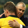 Japan leapfrog Wallabies in rankings as 'gutted' Cheika asks for time
