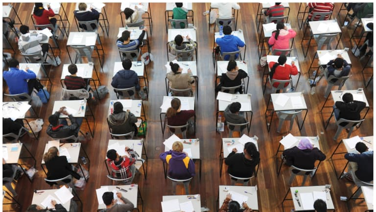 Parents should be selecting schools for reasons that go well beyond academic results and published performance on NAPLAN.