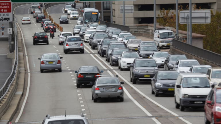 Technology may be the solution to Sydney's congestion but at what cost to personal freedom?