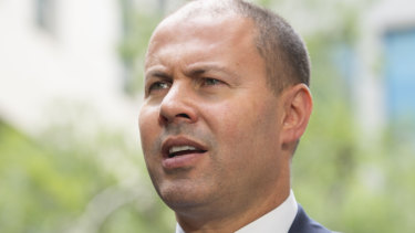 Treasurer Josh Frydenberg says the government is immediately acting on recommendations from the royal commission.