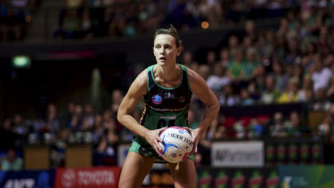West Coast Fever will be without star Nat Medhurst next season.