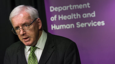 Chief health officer Charles Guest.