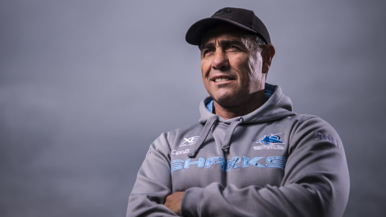 Limit breached: Shane Flanagan is under fire after messages were exchanged with club officials during a ban.