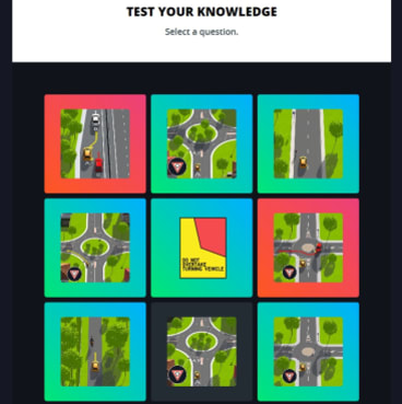 new learners test qld