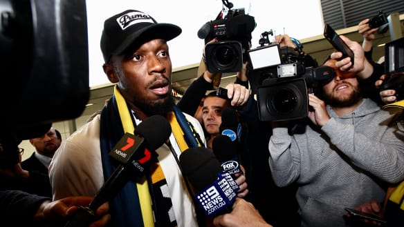 Bolt report: Mariners run the eye over recruit ahead of first session