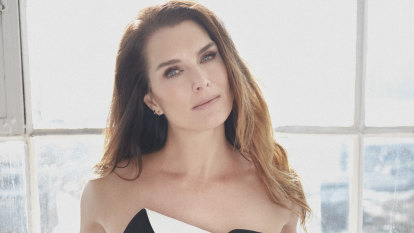 'Don't undermine yourself': Brooke Shields better than ever at 53