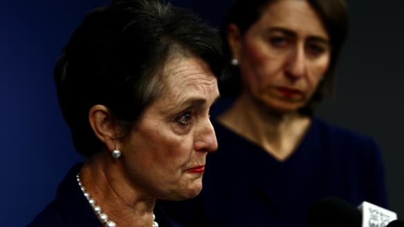 NSW Minister Pru Goward to quit politics