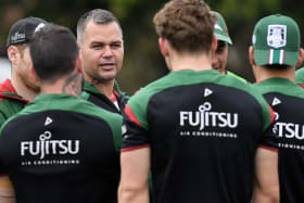 'The quicker it's sorted, the better': Souths stars want call on coach