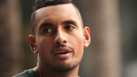 Kyrgios lands maiden doubles crown ahead of French Open