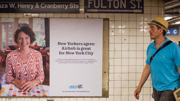 Why New York's crackdown on Uber, Airbnb may spread around the world