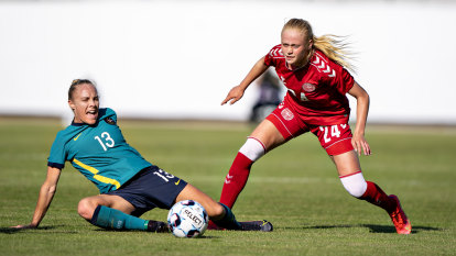Matildas fall to third straight loss heading into Tokyo Olympics